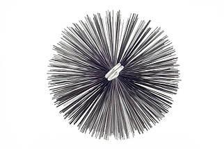 Щетка (ерш) металлическая для чистки дымохода Savent 160 мм, фото 3