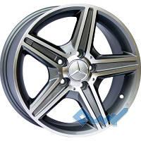 Литые диски Replica Mercedes (CT1402) 7.5x16 5x112 ET45 DIA66.6 GMF