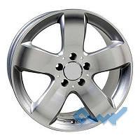 Литые диски Replica Mercedes (CT1406) 7x15 5x112 ET40 DIA66.6 HS