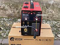 Инверторный сварочный полуавтомат Edon Mig-290 еврорукав, едон, фото 1