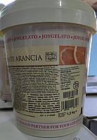 """Натуральная паста со вкусом апельсина """"Joypaste ARANCIA"""", Италия (фасовка 1,2 кг)"""