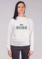 Свитшот Мальта Ж458-13-Р1 Boss M Белый (2901000243221)