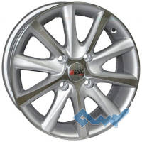 Литые диски Sportmax Racing SR-CT4346 6.5x15 4x114.3 ET45 DIA67.1 SP