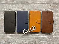 Кожаный чехол книжка Retro на Ulefone S10 Pro (4 цвета)