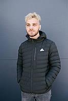 Мужская демисезонная куртка Adidas 2217, фото 1