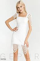Кружевное платье Gepur XS,S,M,L, фото 1