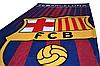 """Пляжний рушник ФК """"Барселона"""" з логотипом улюбленого футбольного клубу, фото 4"""