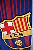 """Пляжний рушник ФК """"Барселона"""" з логотипом улюбленого футбольного клубу, фото 8"""