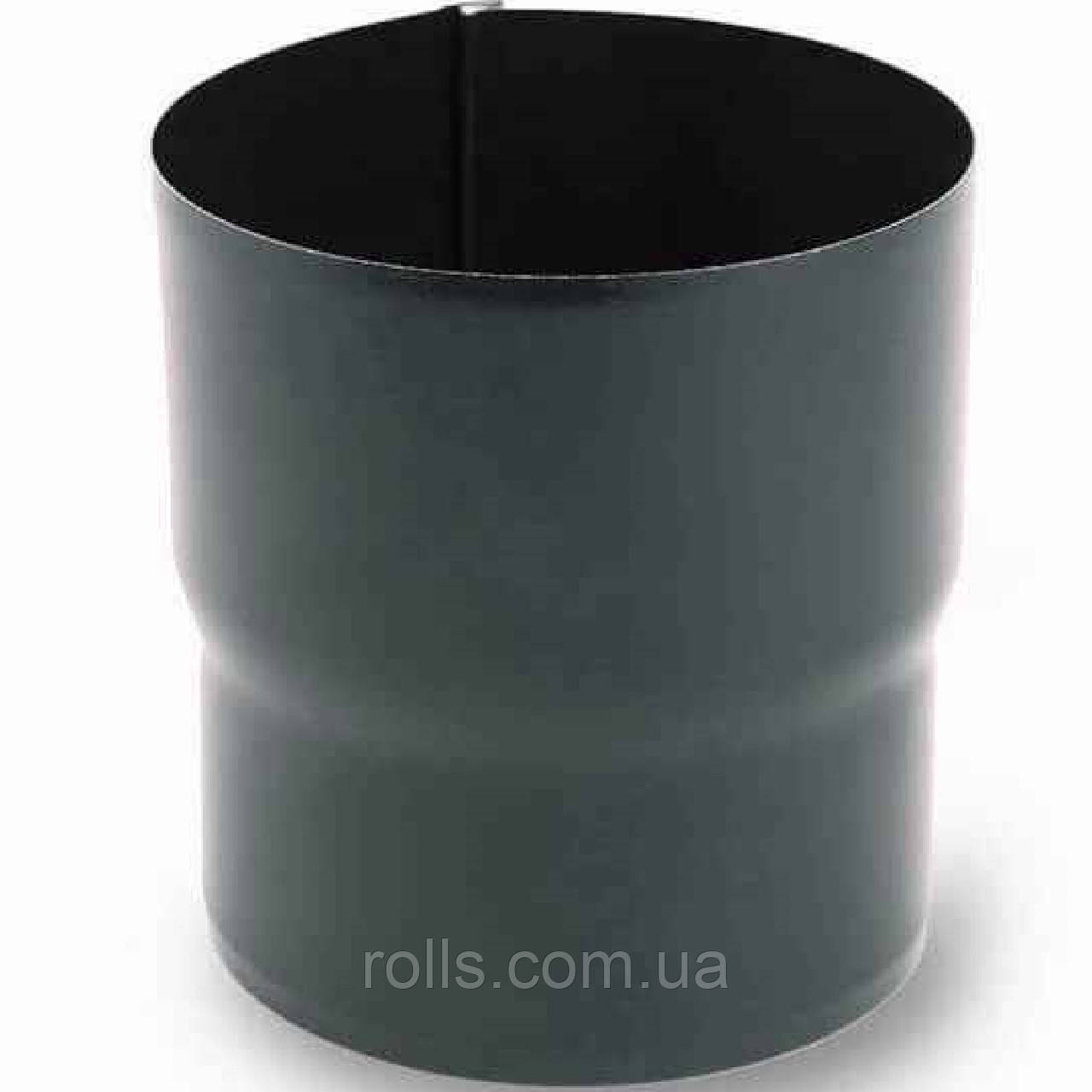 Соединитель трубы Galeco Stal 120/90 з'єднувач труби водостічної SS090-_-MU----D