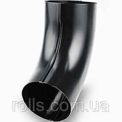 Колено 60° Galeco Stal 120/90 коліно 60° труби водостічної SS090-_-KO060-G