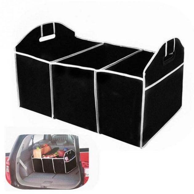 Сумка - органайзер в багажник автомобиля Car Boot Organiser