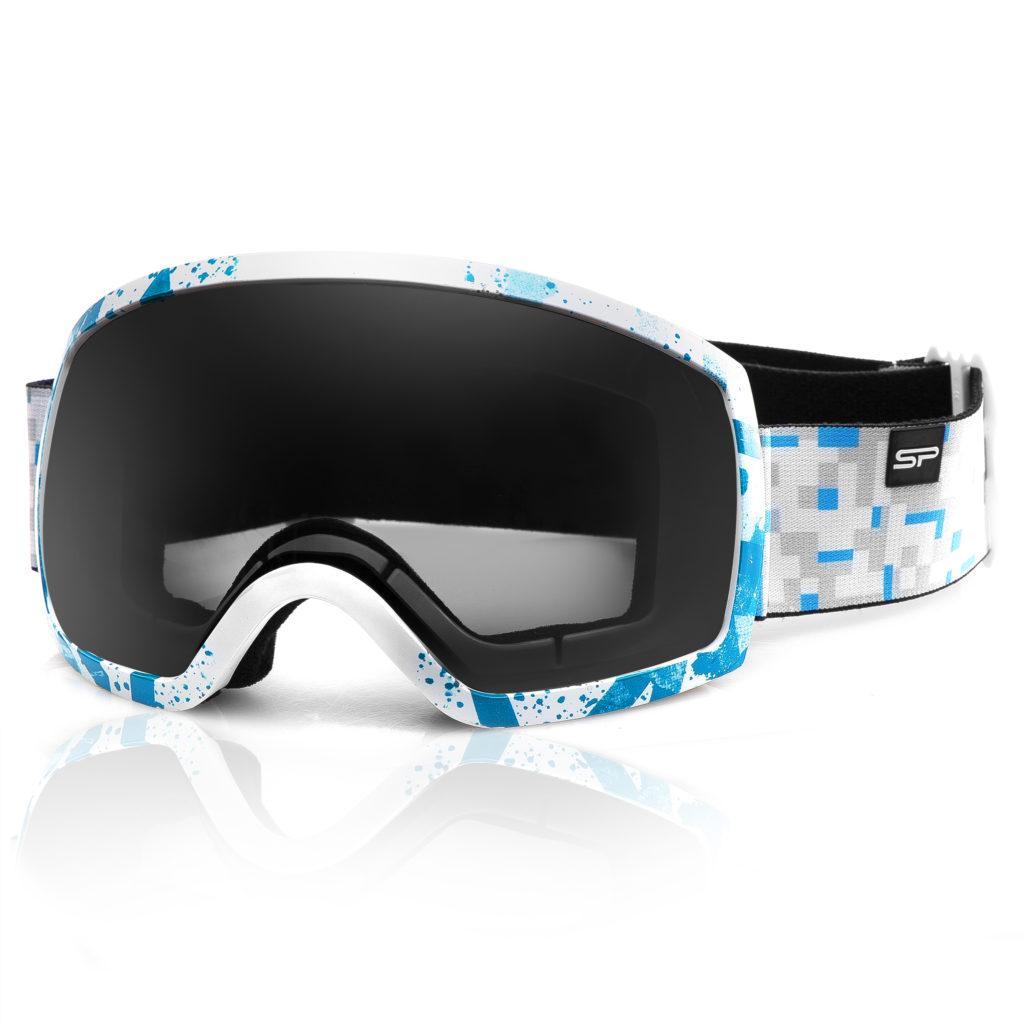 Лыжная маска Spokey Radium 926714 (original) лыжные очки, горнолыжная маска