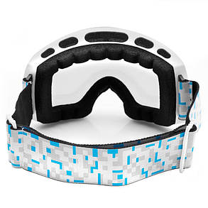 Лыжная маска Spokey Radium 926714 (original) лыжные очки, горнолыжная маска, фото 2