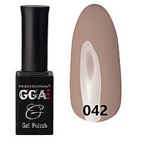 Гель-лак №042 GGA Professional