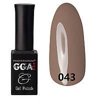 Гель-лак №043 GGA Professional