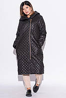 Стёганая куртка с капюшоном (50)