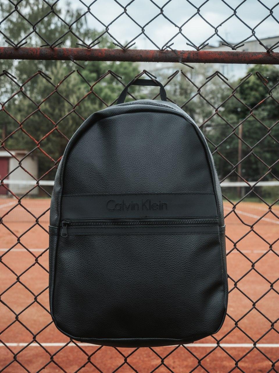 Стильный городской повседневный рюкзак Tommy Hilfiger l Calvin Klein. Премиум качество, реплика!