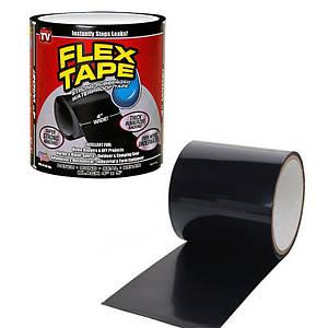Водонепроницаемая изоляционная сверхпрочная скотч-лента Flex Tape 10CM 154063