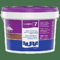 Інтер'єрна фарба AURA LuxPro 7 шовковисто-матова TR 9 л