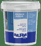 Акрилова емаль AURA Luxpro Remix Aqua глянцева 0.75 л
