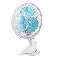 Вентилятор на прищепке Mini Fan HJ 180, фото 1