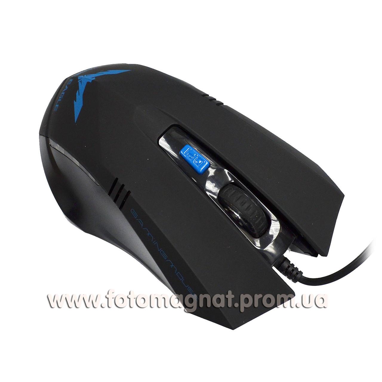 Мышь проводная HAVIT HV-MS672 USB black