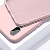 Чехол Silicon Case для Xiaomi Redmi 7A розовый (ксиоми редми 7а)