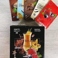 Диетическое питание Еnergy Diet Smart Best Seller Mix ассорти 2 поколения из 5 вкусов коктейль энерджи диет