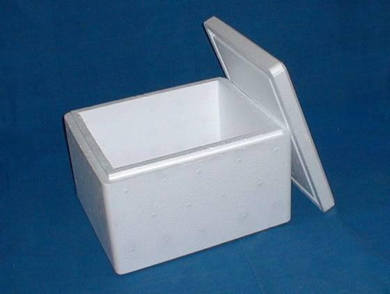 Термоящик(Термобокс),на 30 л внутренние размеры 340/440/210мм, толщина стенки 3 см