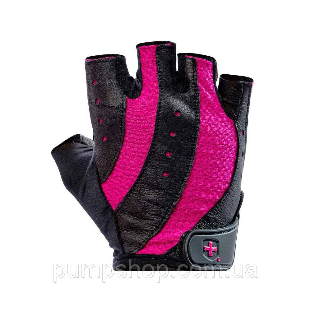 Перчатки для фитнеса женские Harbinger Women's Pro Gloves S