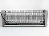 Уничтожитель летающих насекомых мух, комаров, мотыльков Noveen IKN-40 Gray, до 180 кв.м., фото 2