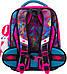 Ранец школьный для девочек DeLune 7mini-015 Full Set, фото 4
