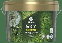 Краска для потолков Eskaro Akzent Sky 2.7 л
