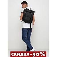 Рюкзак практичный Roll 0SHm черный