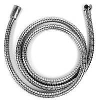Шланг душевой Tubo Flessibile гофрированный 150 см Хром 132861, КОД: 1807973