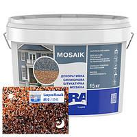 Силиконовая декоративная штукатурка мозаичная Aura Luxpro Mosaik M10 S143 15 кг