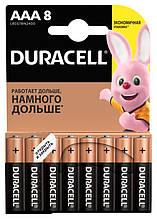 Батарейка Duracell Basic AAA/LR03 BL 8шт
