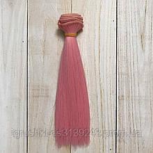Волосся для ляльок (тресс) 15 * 100 см Колір 23