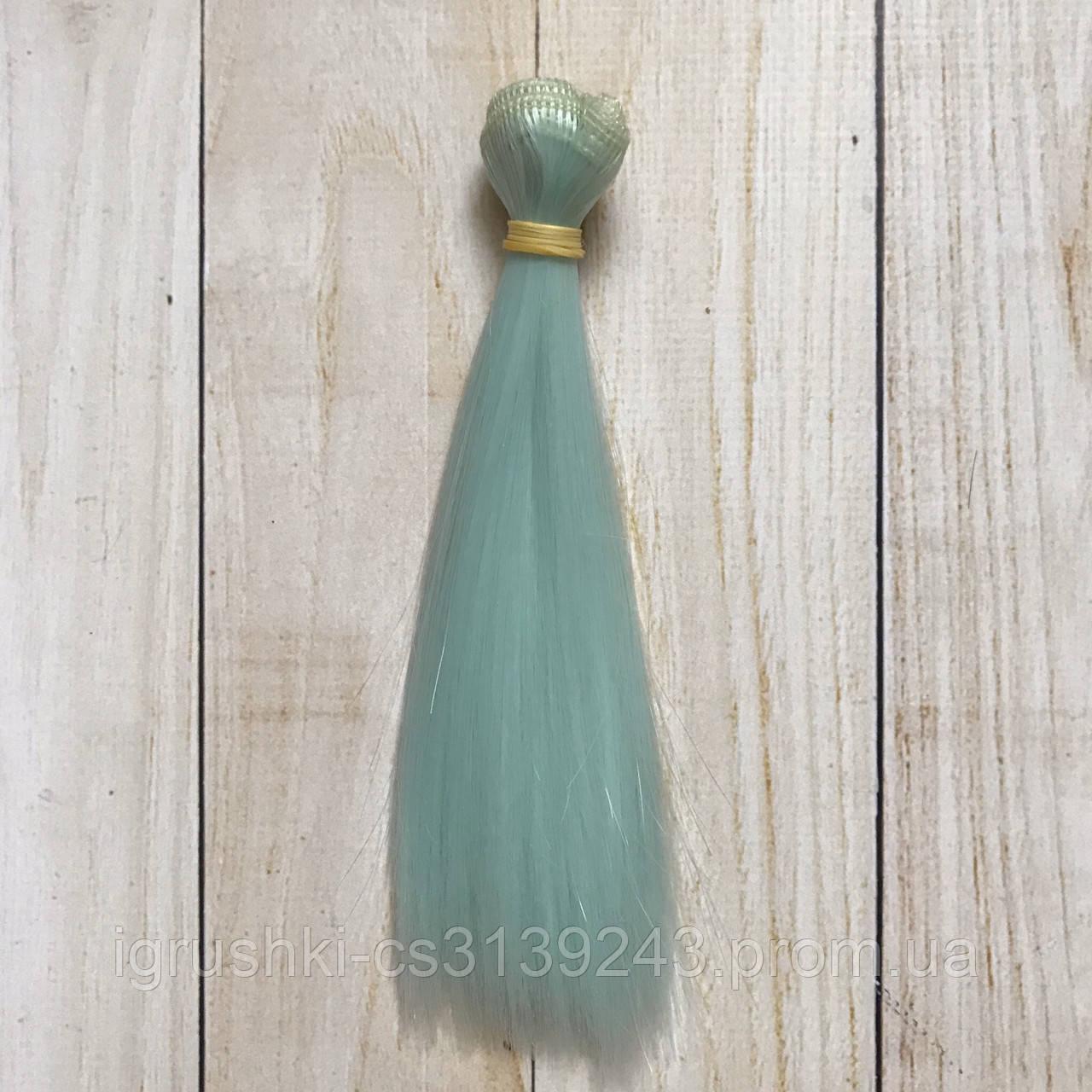 Волосы для кукол (трессы) 15 * 100 см Цвет 29