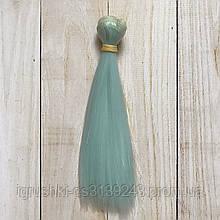 Волосся для ляльок (тресс) 15 * 100 см Колір 29