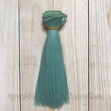 Волосся для ляльок (тресс) 15 * 100 см Колір 30