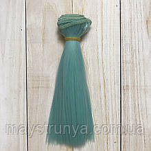 Волосы для кукол (трессы) 15 * 100 см Цвет 30