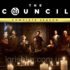 The Council - Complete Season Ps4 (Цифровий аккаунт для PlayStation 4) П3
