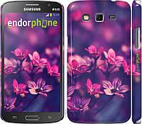 Пластиковый чехол Endorphone на Samsung Galaxy Grand 2 G7102 Пурпурные цветы 2719m-41-26985, КОД: 1727436