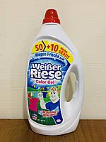 Жидкий стиральный порошок Weißer Riese color60 стирок