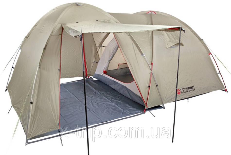 Палатка для кемпинга RedPoint Base 4