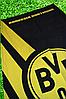 "Банное (пляжное) полотенце ФК "" Боруссия Дортмунд "" с логотипом любимого футбольного клуба, фото 4"
