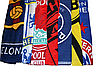 "Банное (пляжное) полотенце ФК "" Боруссия Дортмунд "" с логотипом любимого футбольного клуба, фото 6"