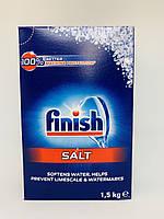 Соль для посудомоечных машин FINISH 1.5 кг