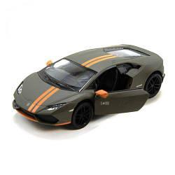 "Машинка KINSMART ""Lamborghini Huracan LP610-4"" (болотная) KT5401W"